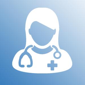 healthcare practicioner icon